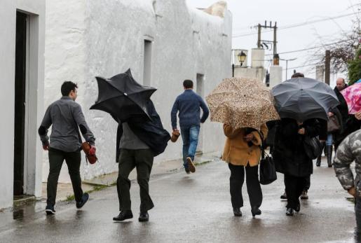 Las lluvias volverán a protagonizar buen parte del fin de semana en Baleares.