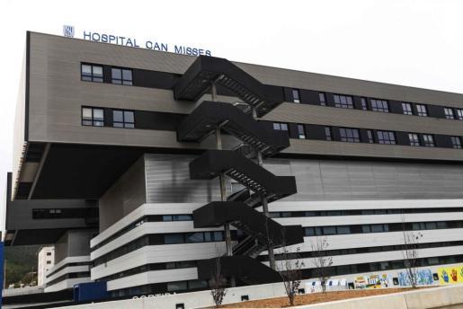 El jueves se detectó una gran cantidad de moscas en el bloque quirúrgico del hospital Can Misses.