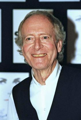 En la imagen, el fallecido compositor británico John Barry.