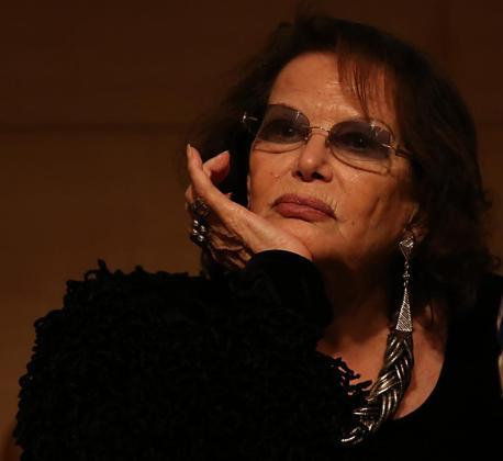 Claudia Cardinale durante el Mallorca Films Infest.