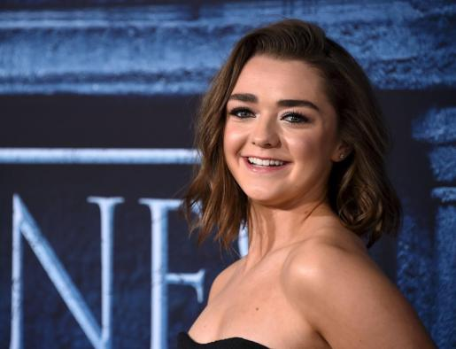 Maisie Williams, en un evento social el pasado mes de abril.