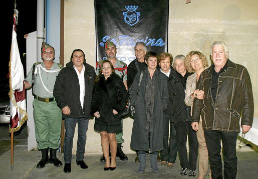 Imagen de varios miembros de la nueva asociación.
