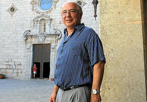 Antoni Vallespir, exprior de Lluc, en una foto de archivo.