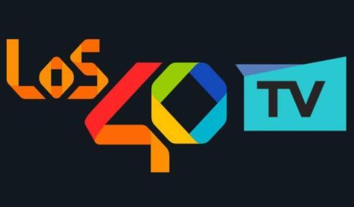 En la imagen, el logo de LOS40 TV.