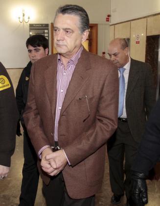 Eugenio Hidalgo, en una imagen de archivo en los juzgados.