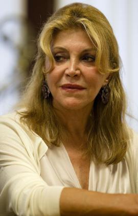 La baronesa Thyssen ha desmentido rotundamente su supuesto romance con el hermano de Rocío Jurado.
