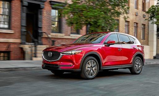 El nuevo CX-5 es un vehículo diseñado conforme a la filosofía centrada en el ser humano de Mazda.
