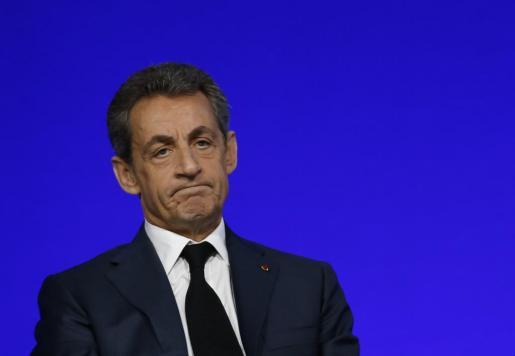 Nicolas Sarkozy, expresidente de Francia.