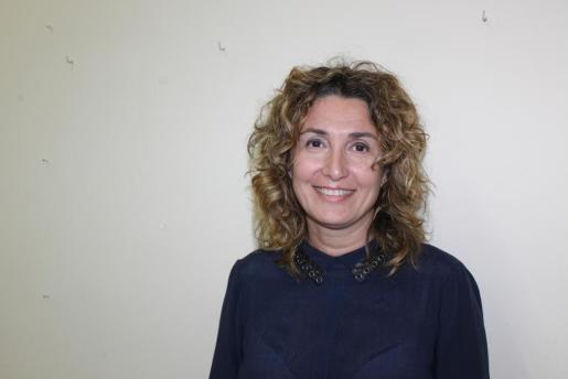 Francisca Mora, alcaldesa de Porreres.