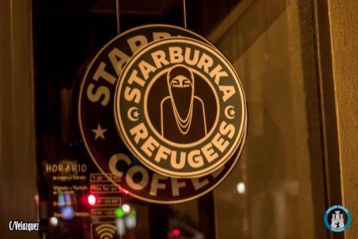 En la imagen, un Starbucks de la calle Velázquez de Madrid.
