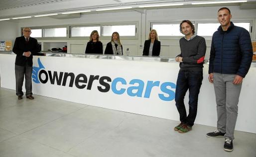Es la primera empresa de rent a car de capital menorquín con una flota de dos mil vehículos y más de medio siglo de recorrido. Ha estrenado nuevas instalaciones en el polígono industrial de Maó