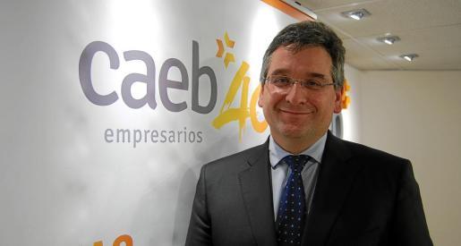 Jaume Puig, director general de GVC Gaesco Gestión, habló sobre el fin de las oportunidades fáciles de inversión días atrás en la CAEB