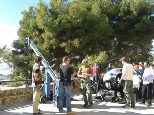 Palma Film Office gestionó en 2016 la grabación de 171 rodajes en Palma.