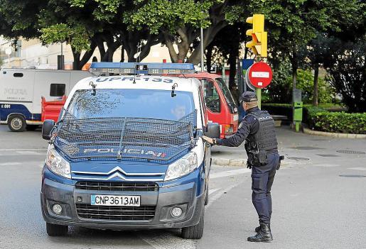 El Grupo de Extranjería de la Policía Nacional investigó el caso.