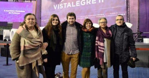 Este fin de semana se ha celebrado la Asamblea Ciudadana de Podemo en Madrid.