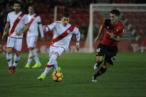 Mallorca y Rayo se enfrentan en Son Moix.