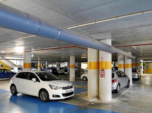 La concesionaria fue penalizada con 12.400 euros en 2016 por la gestión del aparcamiento.