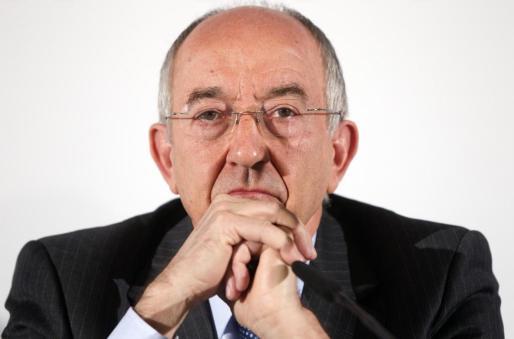Miguel Ángel Fernández Ordóñez.