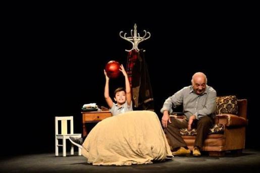 'Es Güelu' es un drama amable escrito por Javier Matesanz.