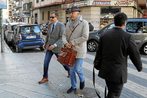 El juez Manuel Penalva y el fiscal aticorrupción Miguel Ángel Subirán, al frente de la investigación.