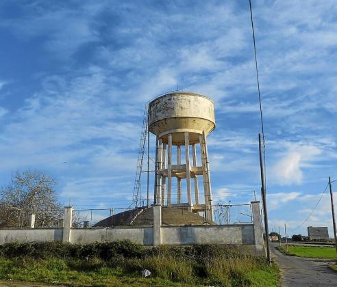 Los depósitos de agua del Serralt suministran agua a este barrio y han sido objeto de una renovación.