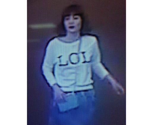 Según una imagen difundida por el periódico Malay Mail, la sospechosa es una mujer con rasgos asiáticos, tez blanca y media melena que viste una camiseta de color blanco y una falda azul antes de subir a un taxi.