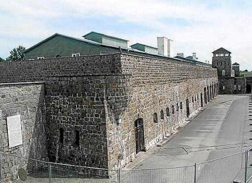 En Mauthausen, uno de los campos de exterminio, fallecieron los hermanos Azuaga y sufrió tortura Joan Servera.