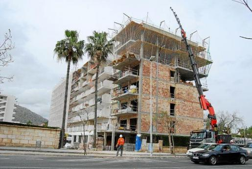 El hotel Astoria Playa de Alcúdia está siendo reformado completamente.