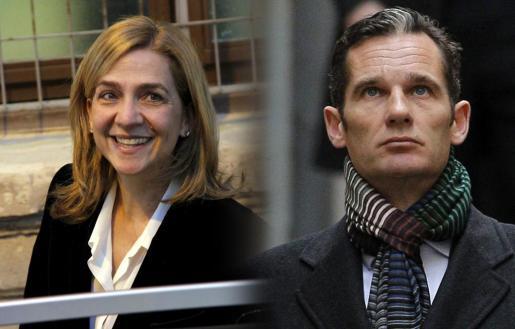 La Infanta Cristina y su marido, Iñaki Urdangarin, han recibido la noticia del fallo en Ginebra, donde residen.