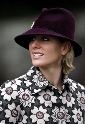 Zara Phillips es hija de Ana de Inglaterra y de su primer marido, Mark Phillips.