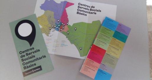 En la imagen, la guía gráfica que ha creado el Ajuntament de Palma.