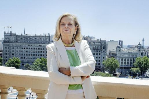 La escritora Carme Riera ha sido nombrada doctora 'honoris causa' por la UIB.