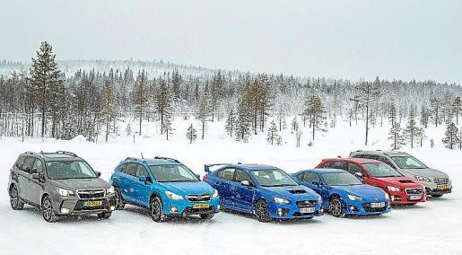 Subaru sigue incrementando sus ventas en el mundo.