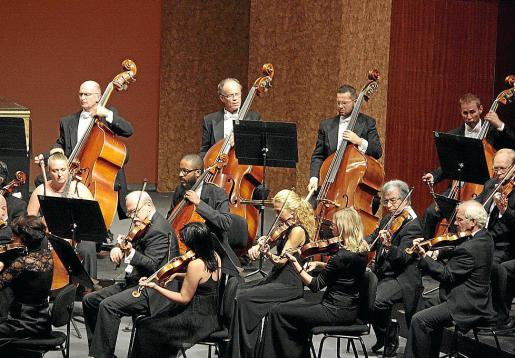 Los músicos de la Simfònica balear convivirán con los jóvenes estudiantes en Alcúdia.