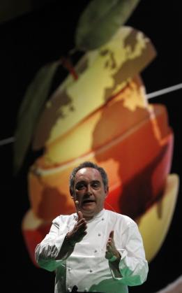 El chef catalán piensa dedicarse a la investigación durante dos años.