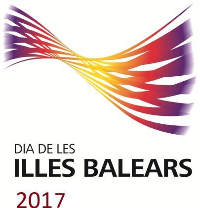 Cartel del Dia de les Illes Balears 2017.