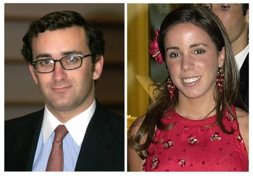 Alejandro Agag y Ana Aznar son ya padres de cuatro varones.