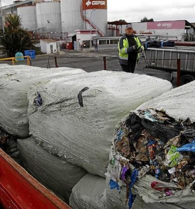La paralización de importar residuos ha mejorado los valores de incineración.