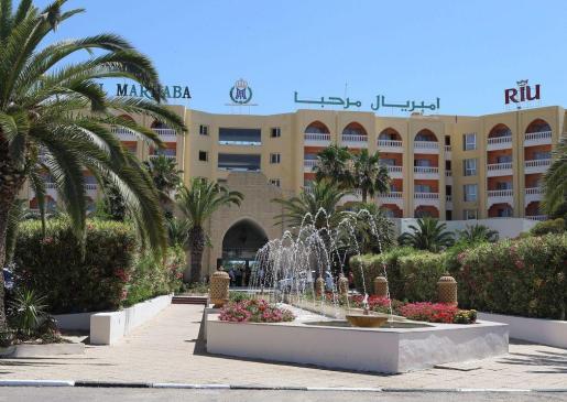 Hotel RIU Imperial Marhaba.