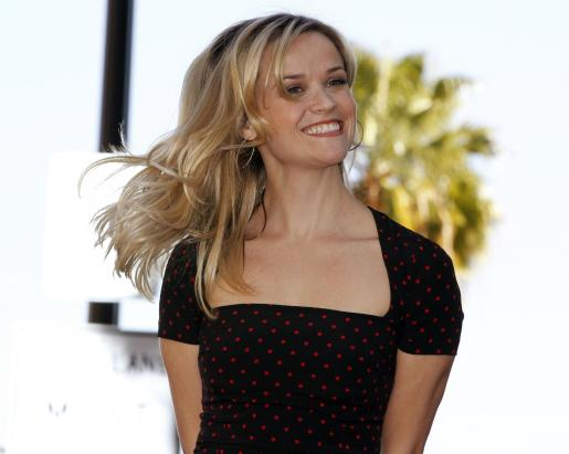 Reese Witherspoon han anunciado su compromiso con un agente de cine.