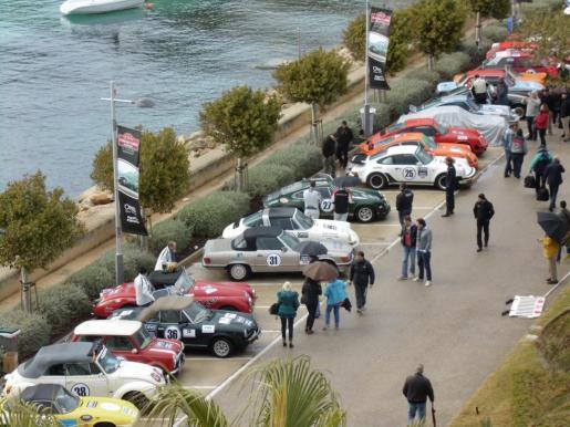 Imagen de la edición anterior del Oris Rally.