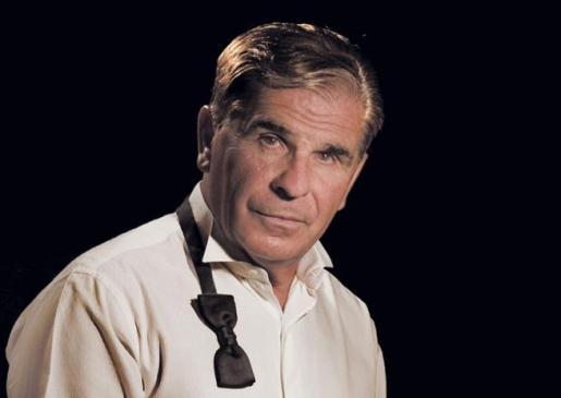 El 'showman' Pedro Ruiz.