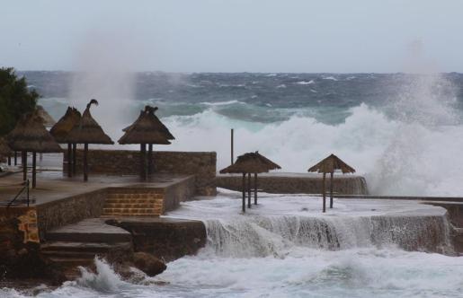 Mallorca estará este sábado en alerta amarilla por rachas de viento de 80 kilómetros por hora.