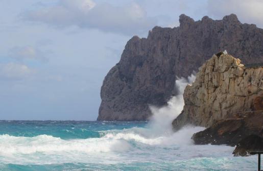 Mallorca, en alerta amarilla por fuertes vientos
