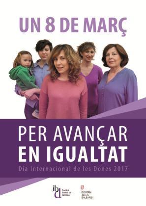 Actos y conferencias programadas con motivo del Día Internacional de las Mujeres.