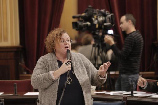 La consellera de Cultura y Transparència, en una imagen de archivo.