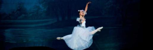 Una escena de 'Giselle'.