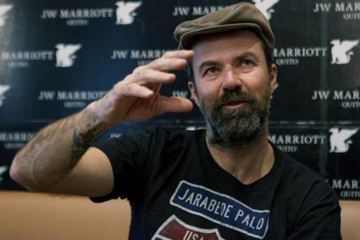 En la imagen, el cantante Pau Donés.