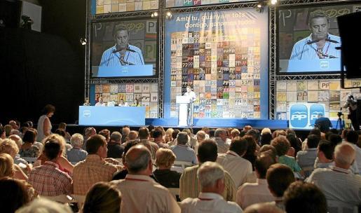Los militantes del PP celebrarán de nuevo el congreso regional los próximos 25 y 26 de este mes.