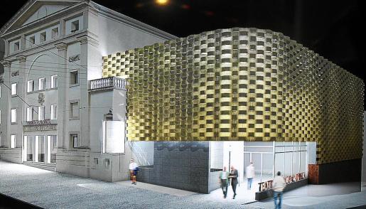 Durante el pasado mes de septiembre, el equipo de gobierno de Inca dio a conocer el nuevo proyecto de reforma del teatro.